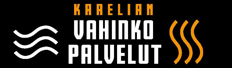 Karelian vahinkopalvelut logo